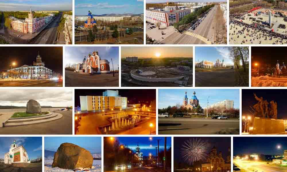 Комсомольск-на-Амуре номера такси