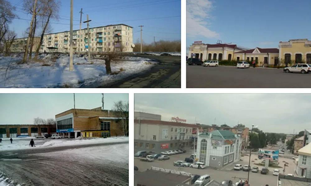 Спасск-Дальний номера такси