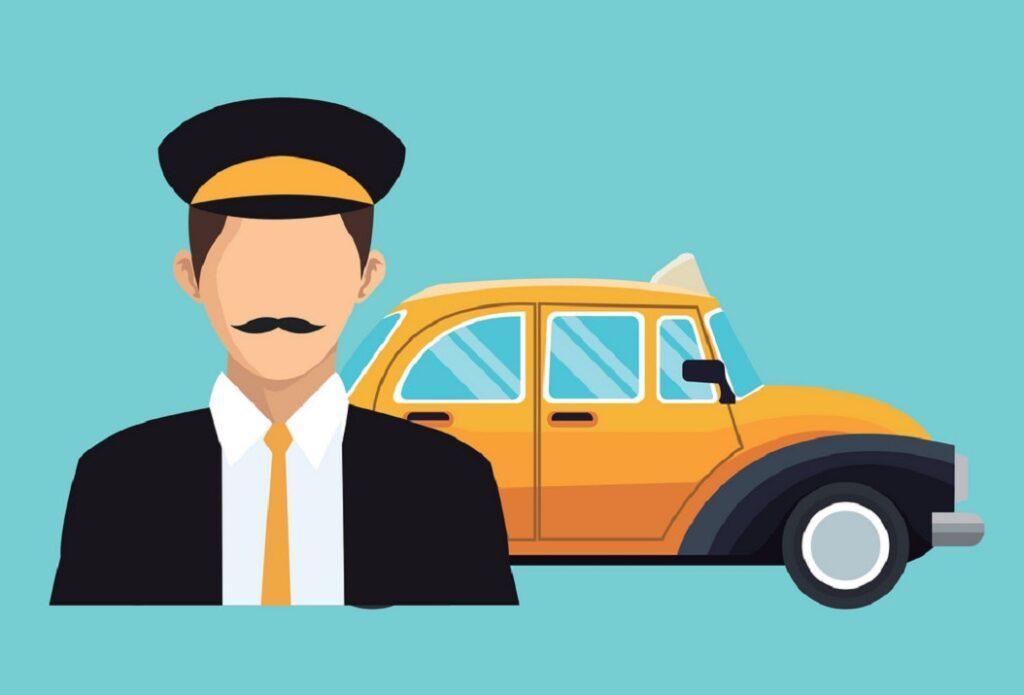 Скорость подачи автомобиля как критерий хорошего такси