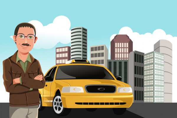 Изменения для водителей такси