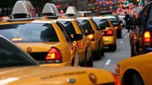 Новые правила в такси