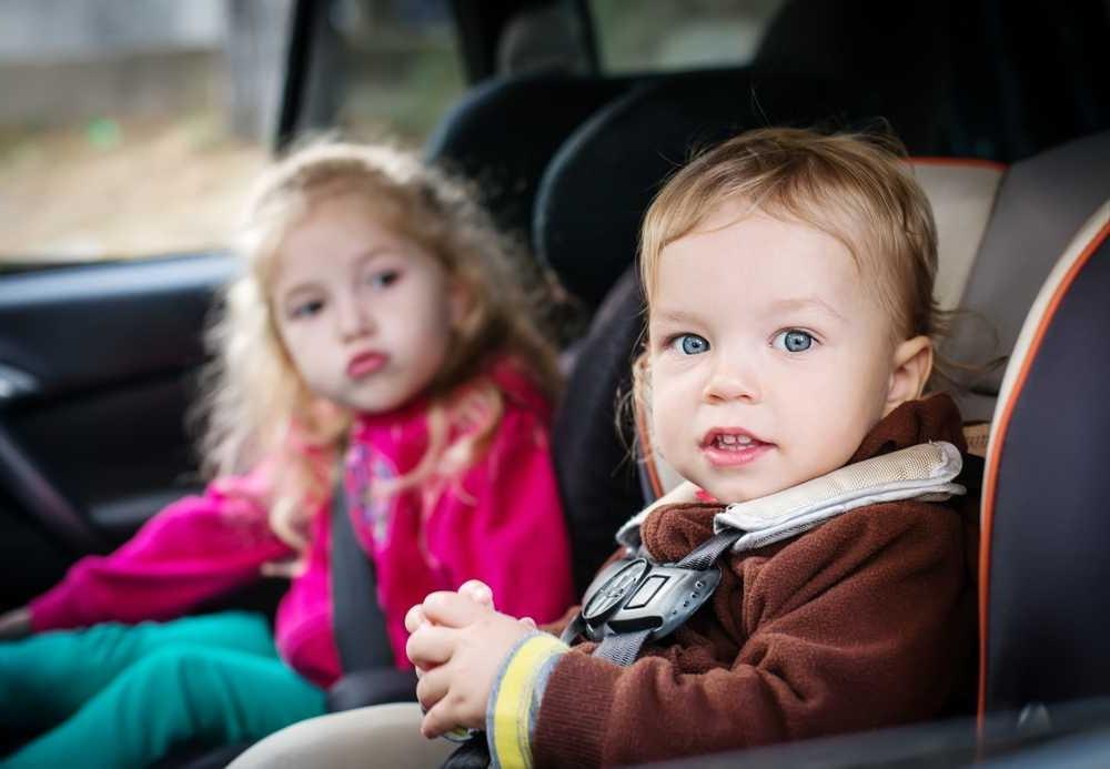 Комфорт ребенка в такси