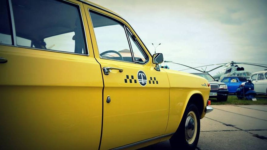 Такси СССР