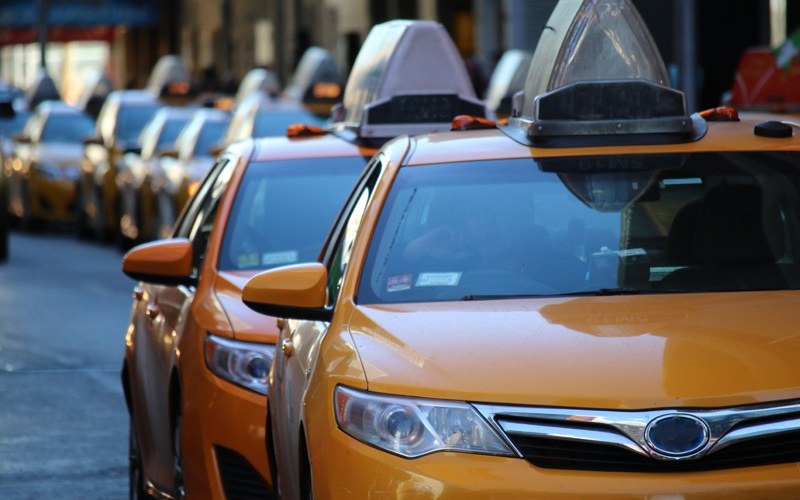 Аренда авто в таксопарке