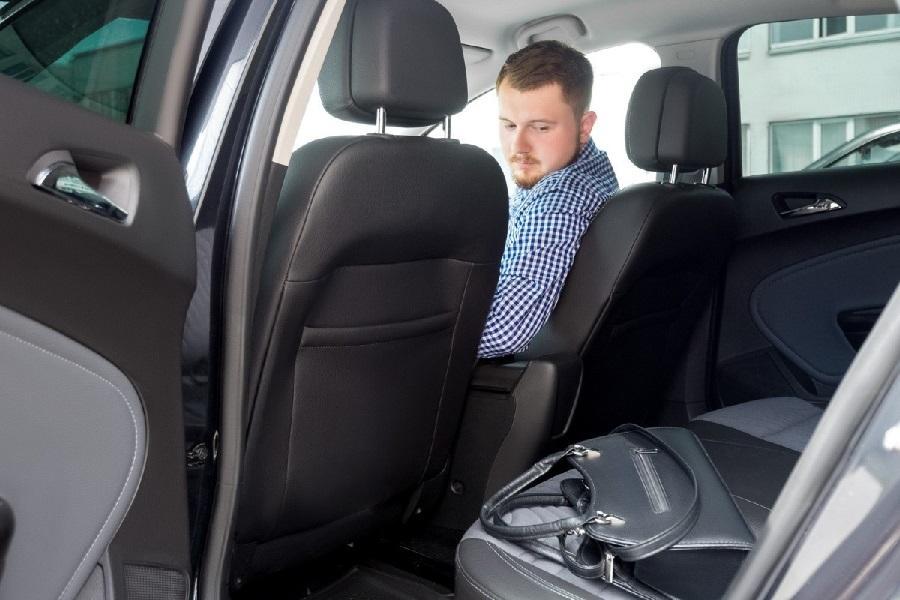 Инструкция для таксистов если нашли забытые вещи