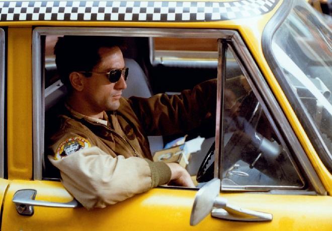Такси в кино
