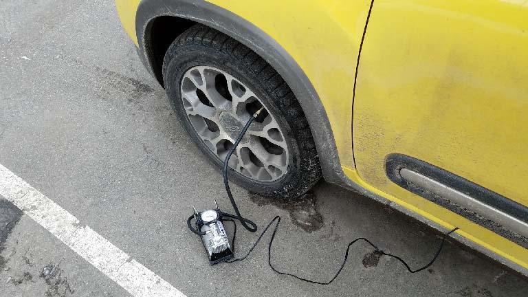 Техническая неисправность автомобиля