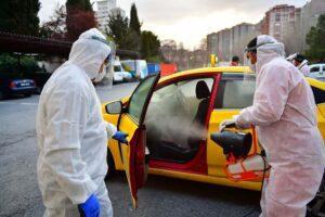 Как пандемия сказалась на доходах таксистов