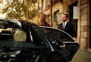 Такси бизнес-класса особенности, плюсы работы