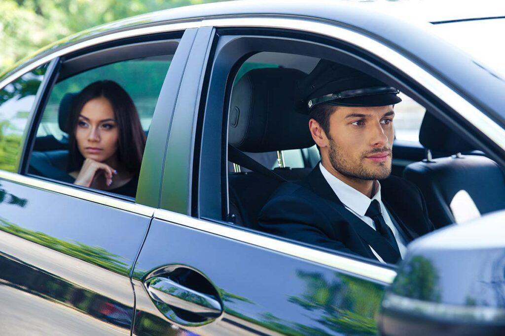 Условия работы в такси бизнес-класса