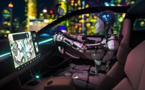 Беспилотное такси в России