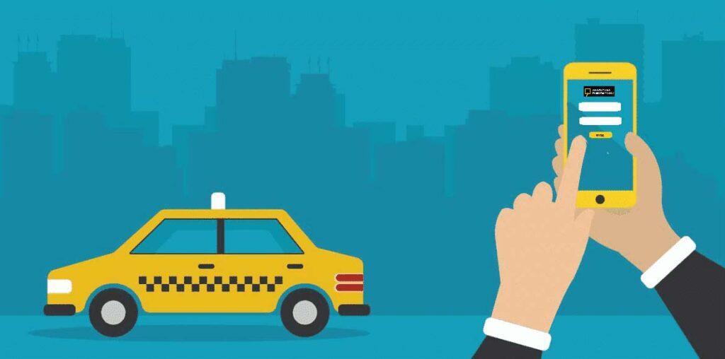 Система аналитики такси