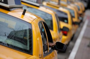 Система контроля над работой такси АРТ